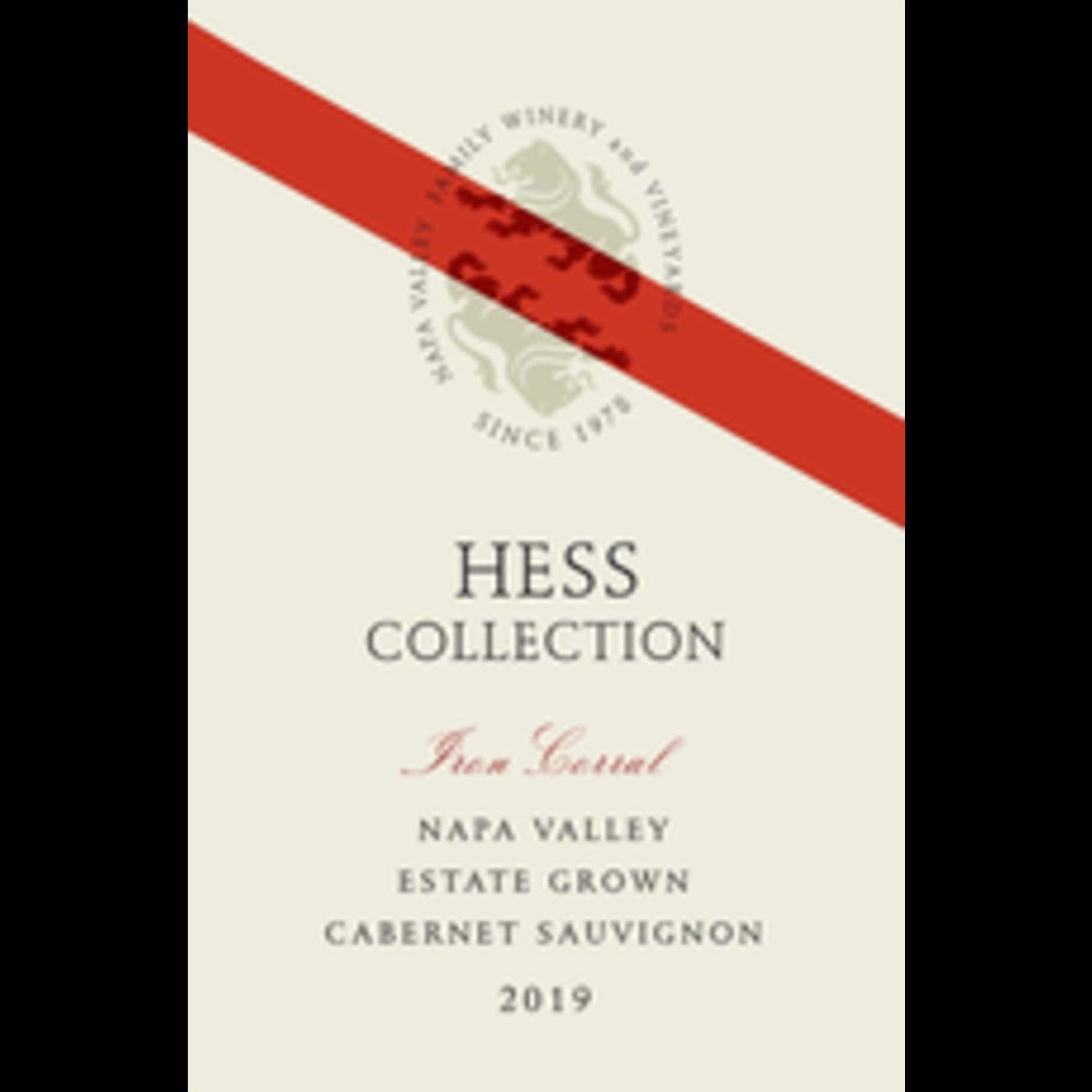 Wine Hess Collection Napa Valley Estate Grown Cabernet Sauvignon Iron Corral 2918