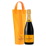 Sparkling Veuve Clicquot, Champagne Brut Yellow Label Shopping Bag Edition