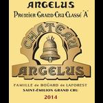 Wine Chateau Angelus 2014