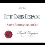 Wine Petit Corbin Despagne 2016
