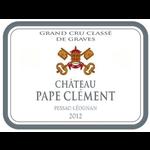 Wine Chateau Pape Clement  2012