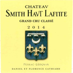 Wine Chateau Smith Haut Lafitte 2014