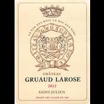 Wine Chateau Gruaud Larose 2012