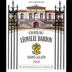 Wine Chateau Leoville Barton 2005