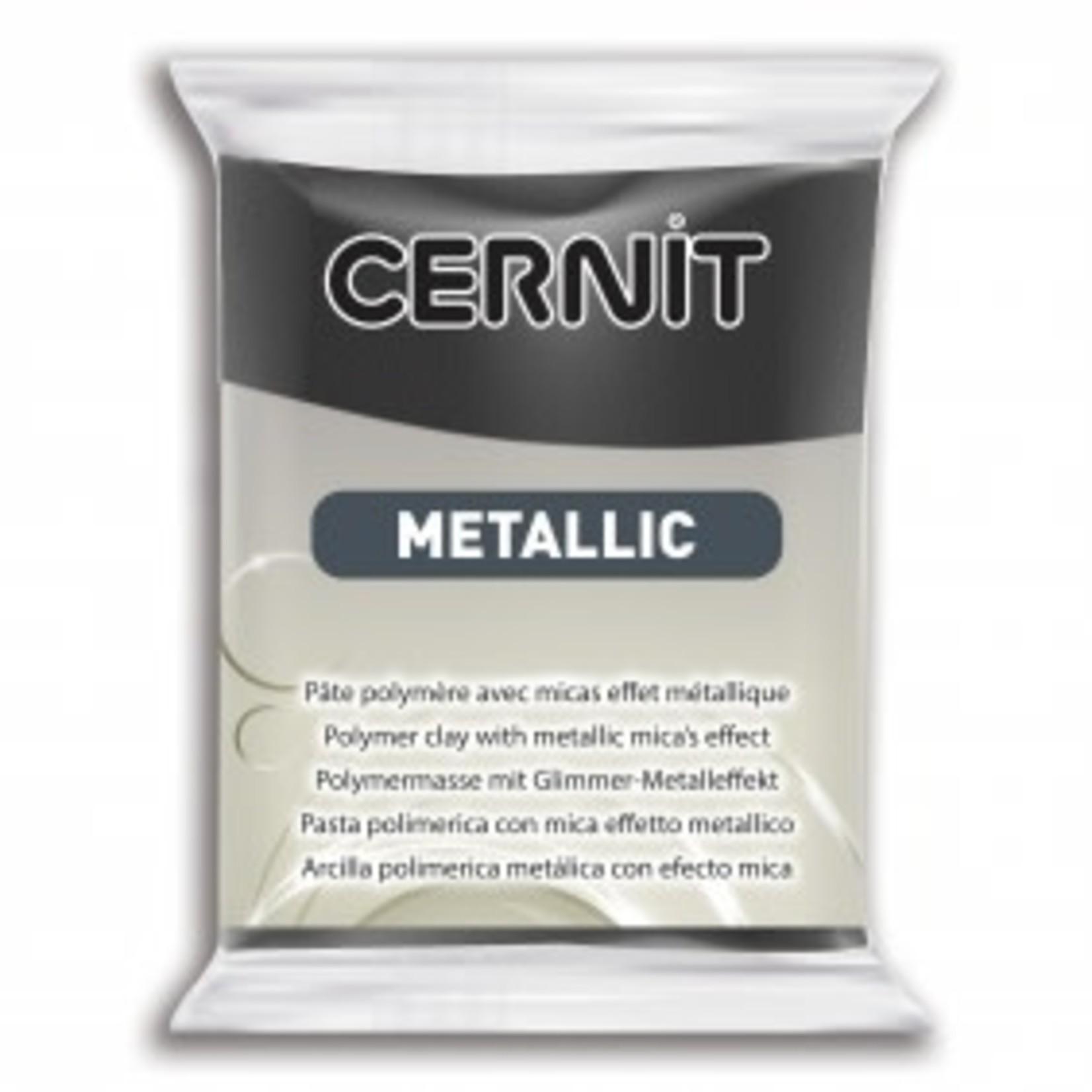 Cernit Cernit Metallic 56g Hematite