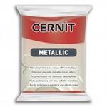 Cernit Cernit Metallic 56g Red