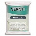 Cernit Cernit Metallic 56g Turquoise