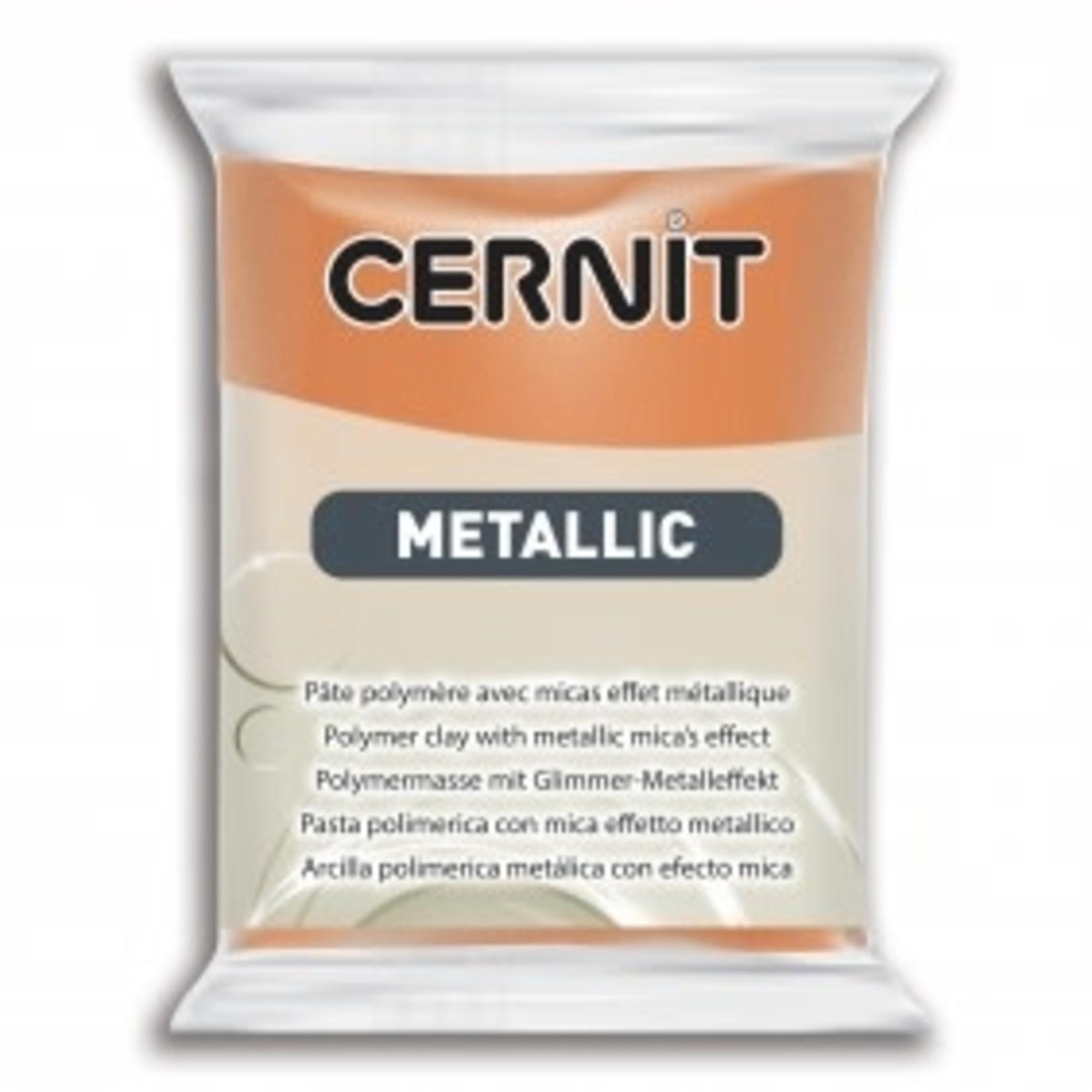 Cernit Cernit Metallic 56g Rust