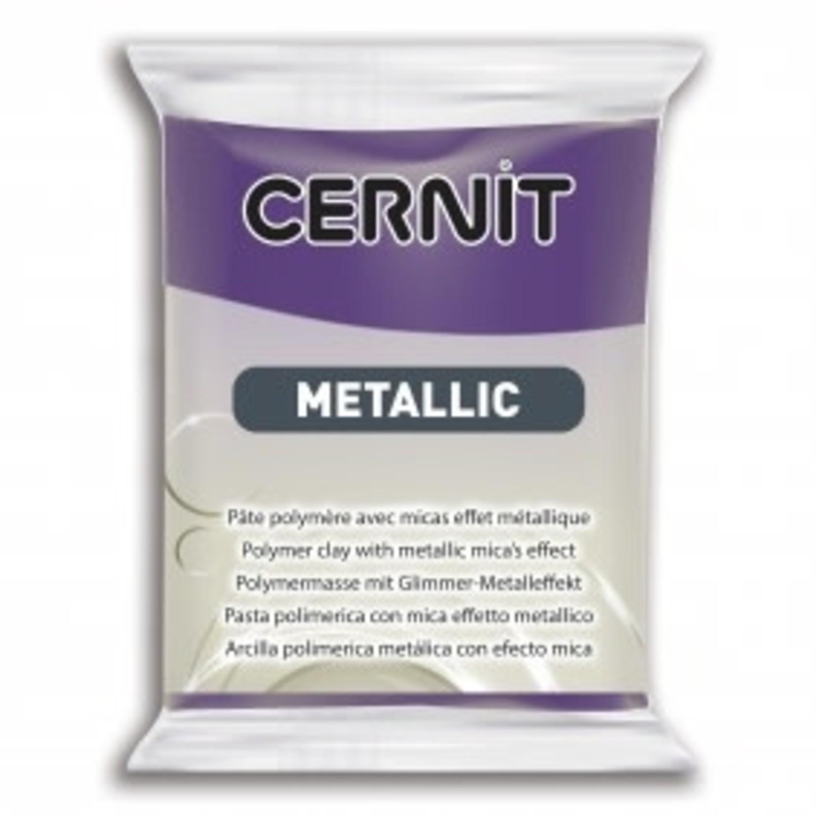 Cernit Cernit Metallic 56g Violet