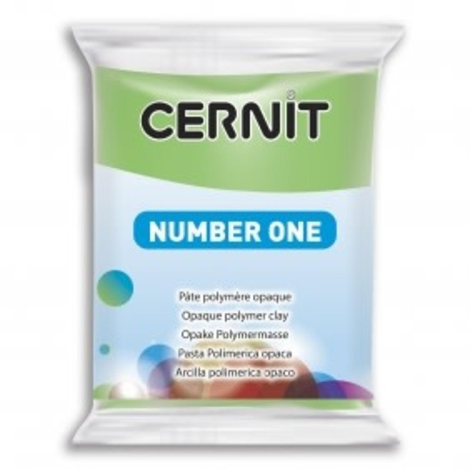 Cernit Cernit #1 56 G Light Green