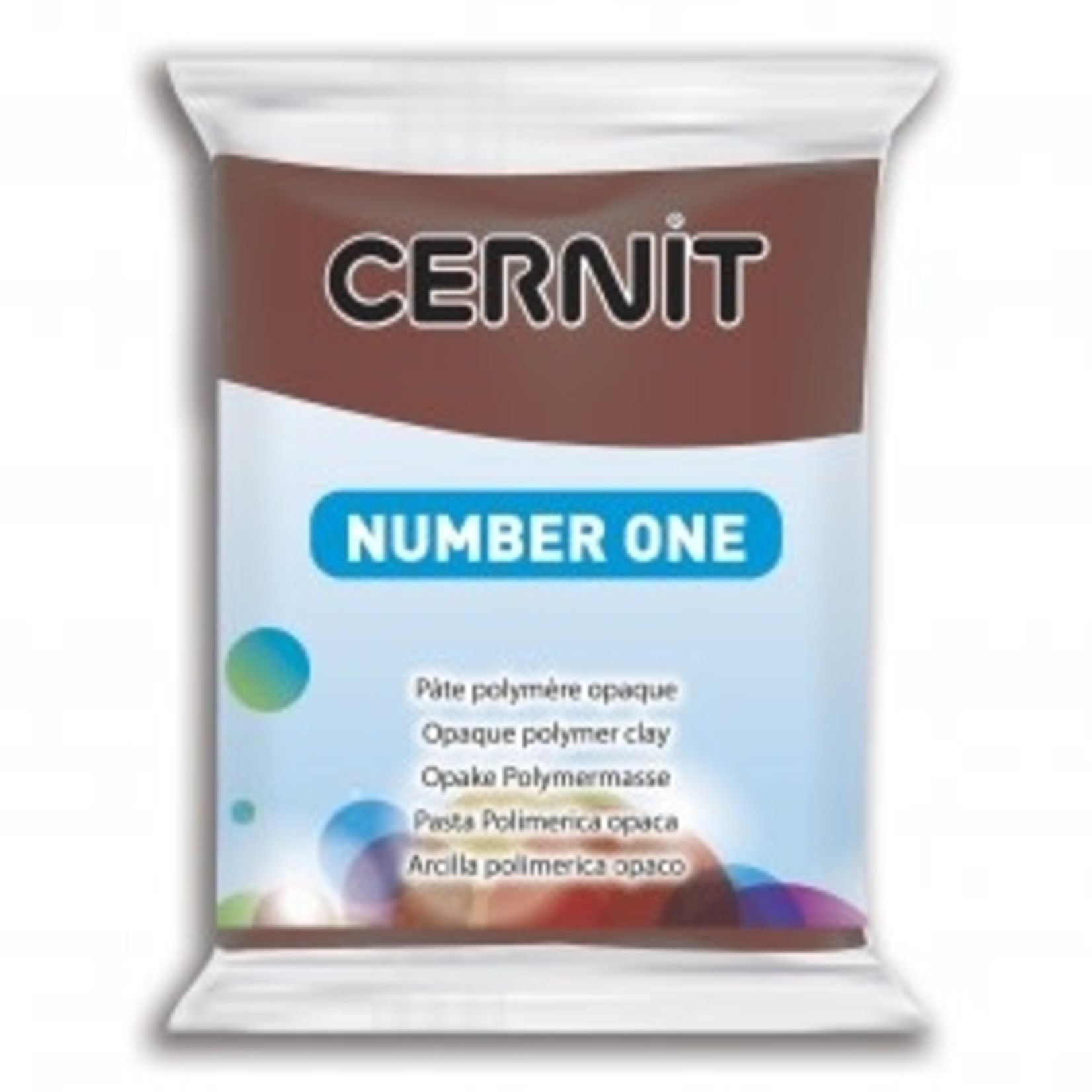 Cernit Cernit #1 56 G Brown