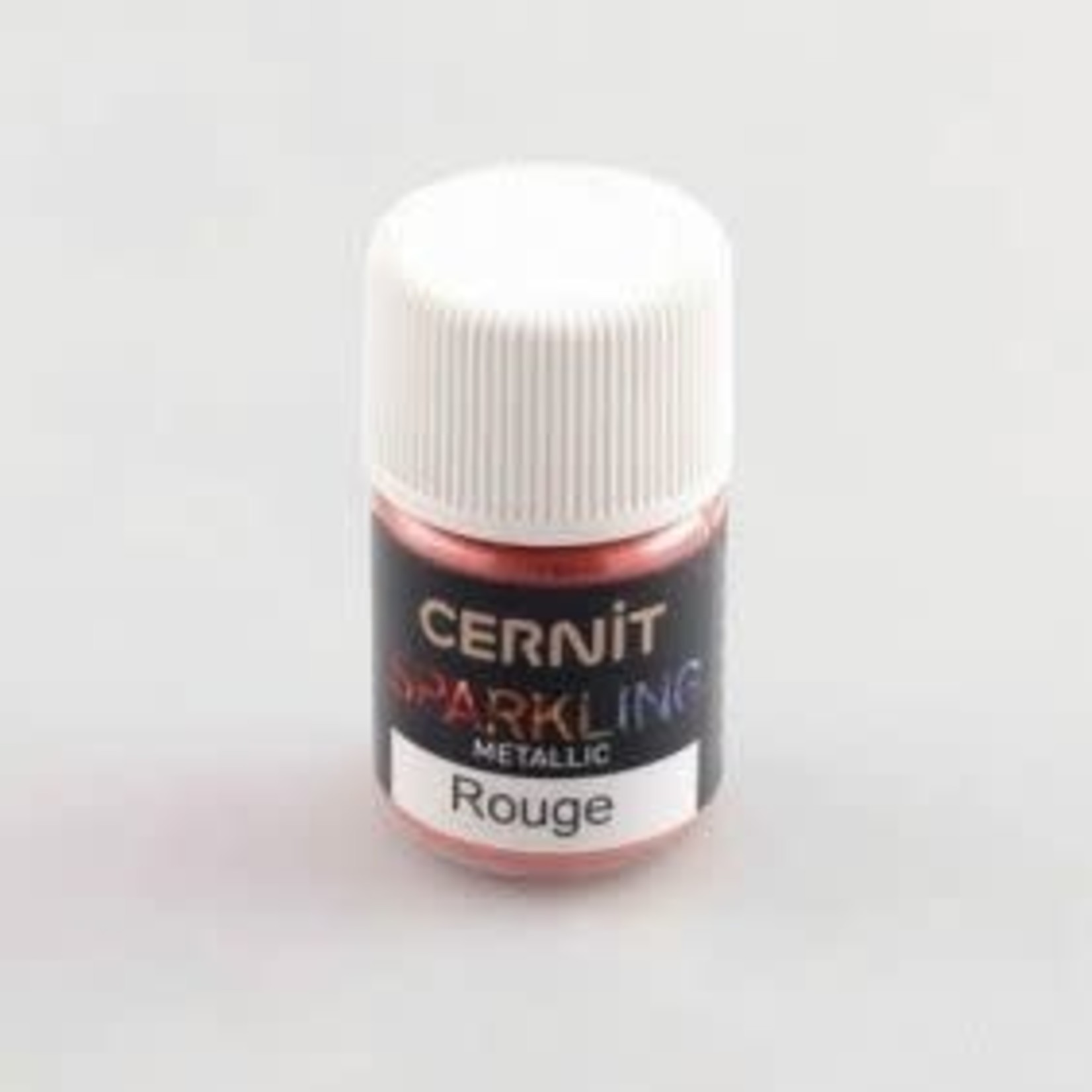 Cernit Cernit Sparkling Metallic Red 3 Gr