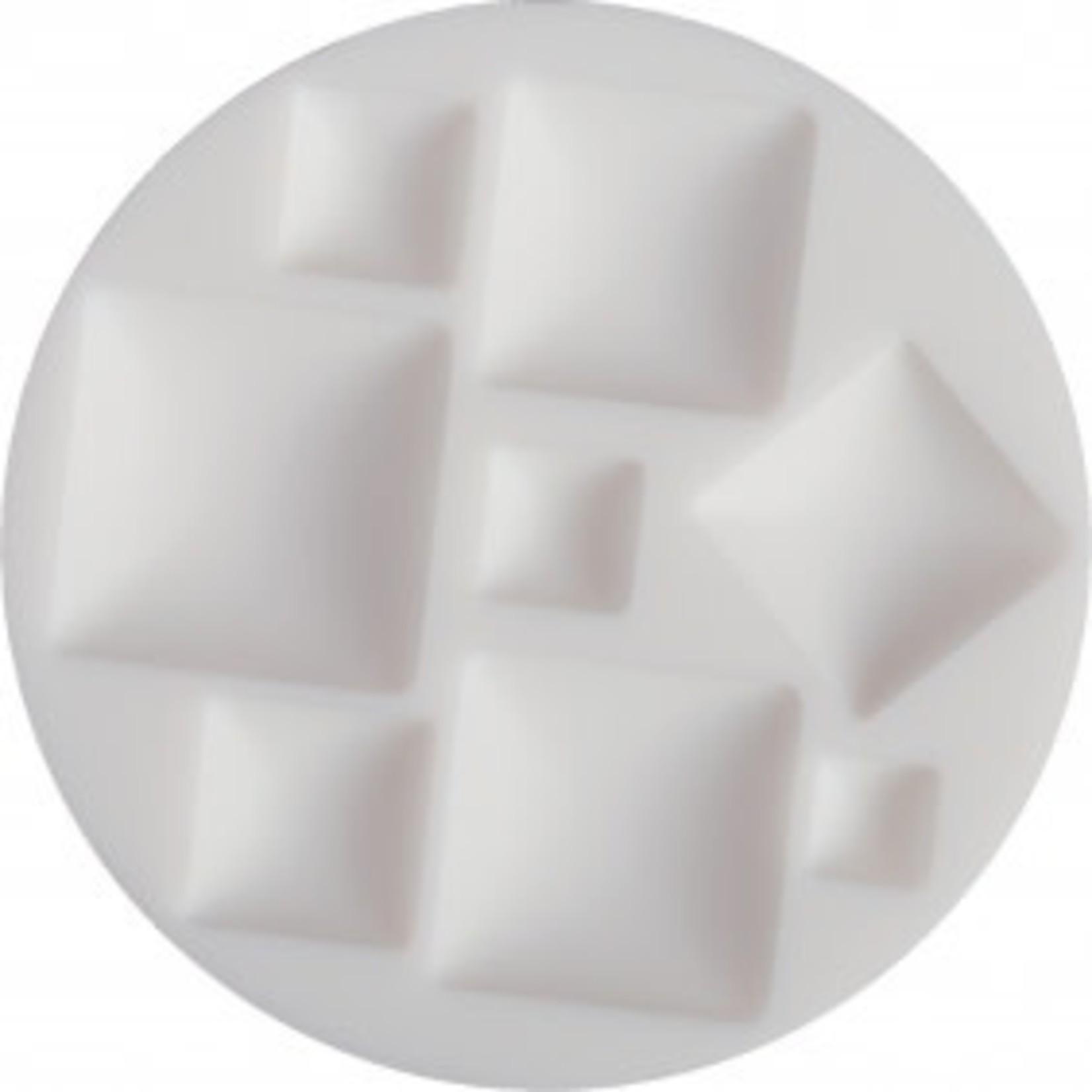 Cernit Cernit Silicone Mold - Square Cabochons