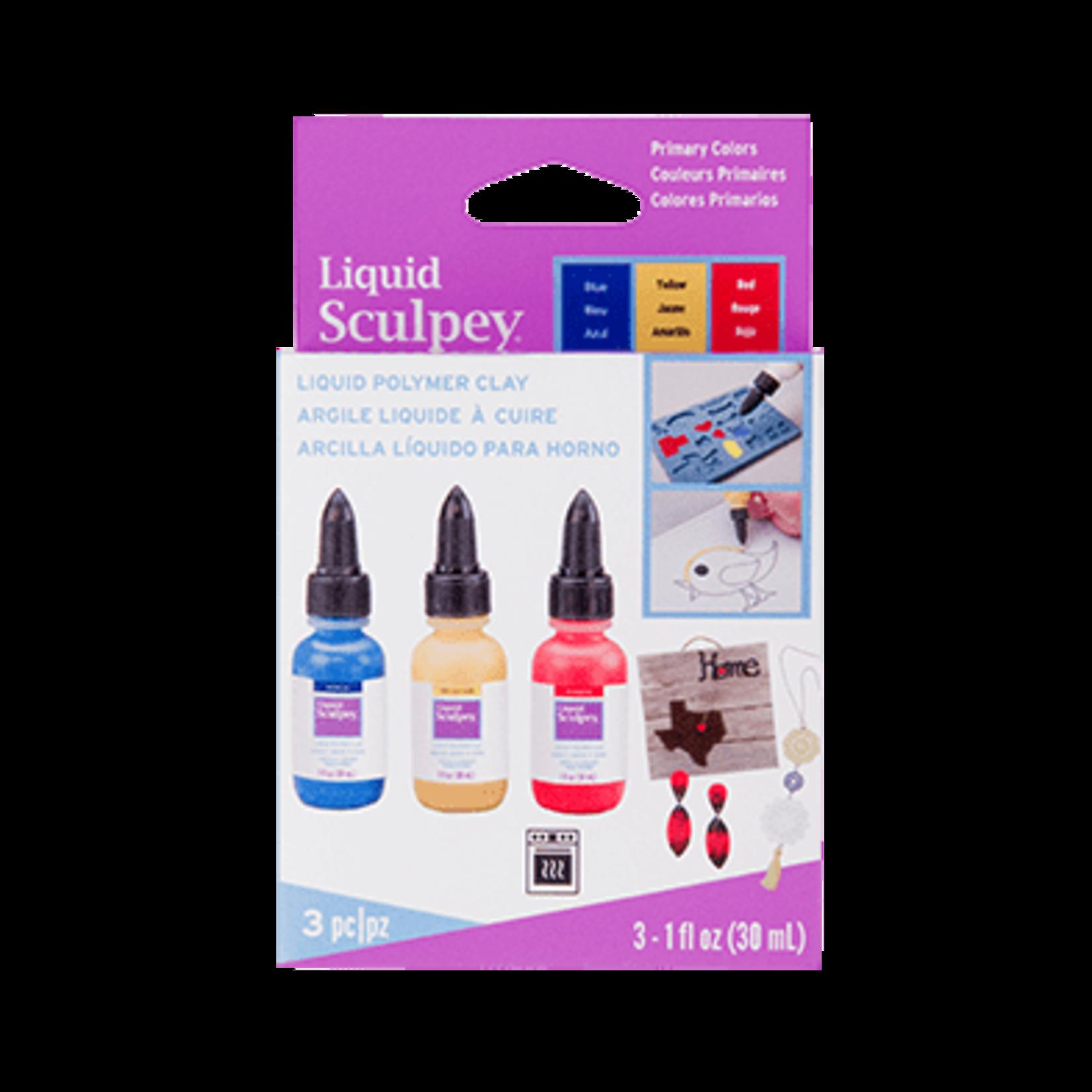 Sculpey Liquid Sculpey Multi-Pack  - Primary