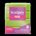 Sculpey Sculpey Premo   -- Bright Green Pearl
