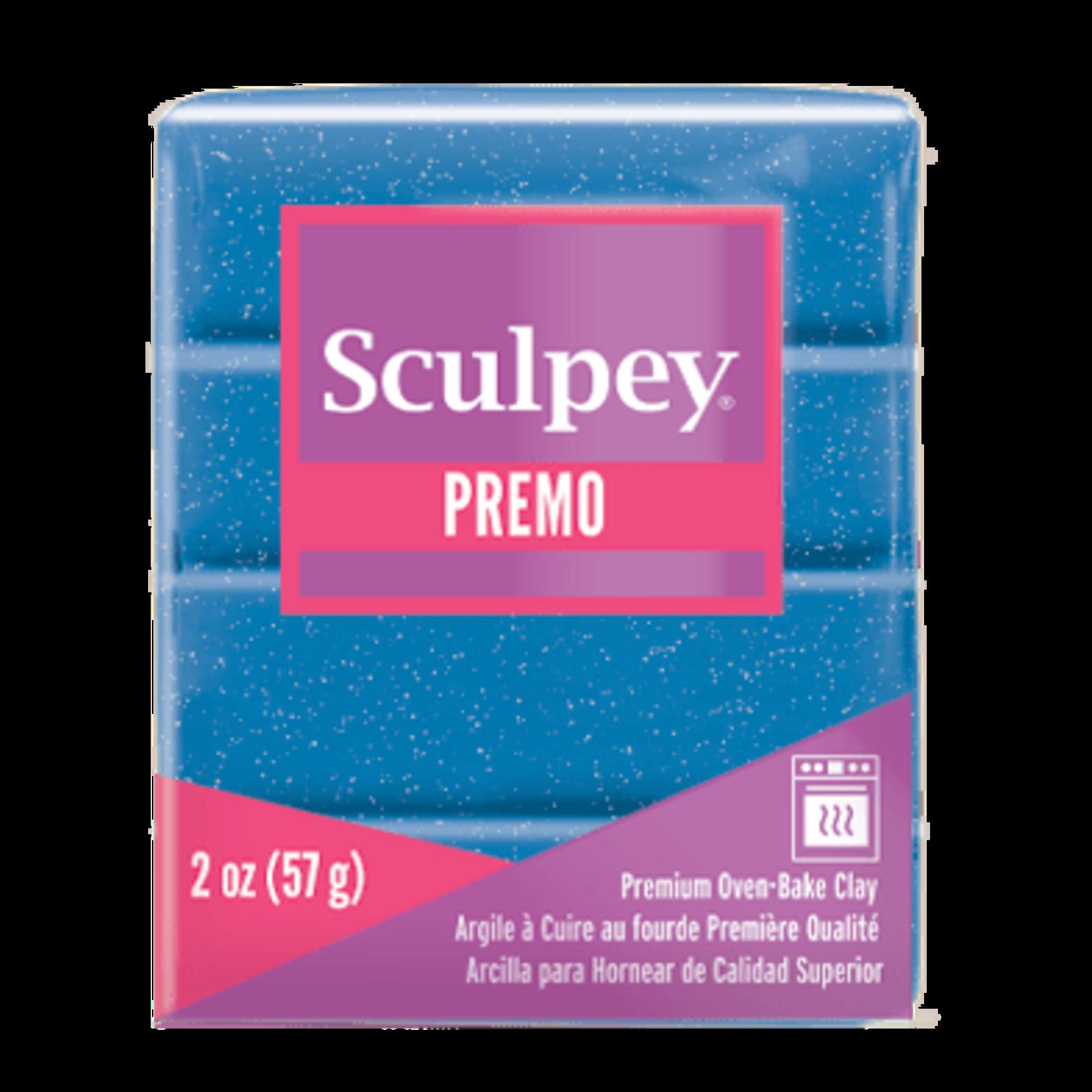 Sculpey Sculpey Premo   -- Blue Glitter