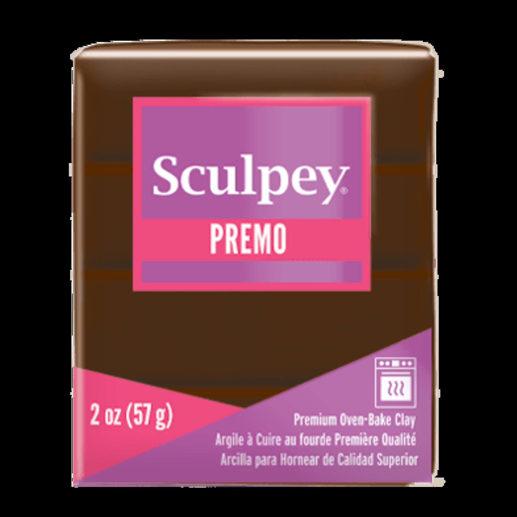 Sculpey Sculpey Premo  -- Burnt Umber