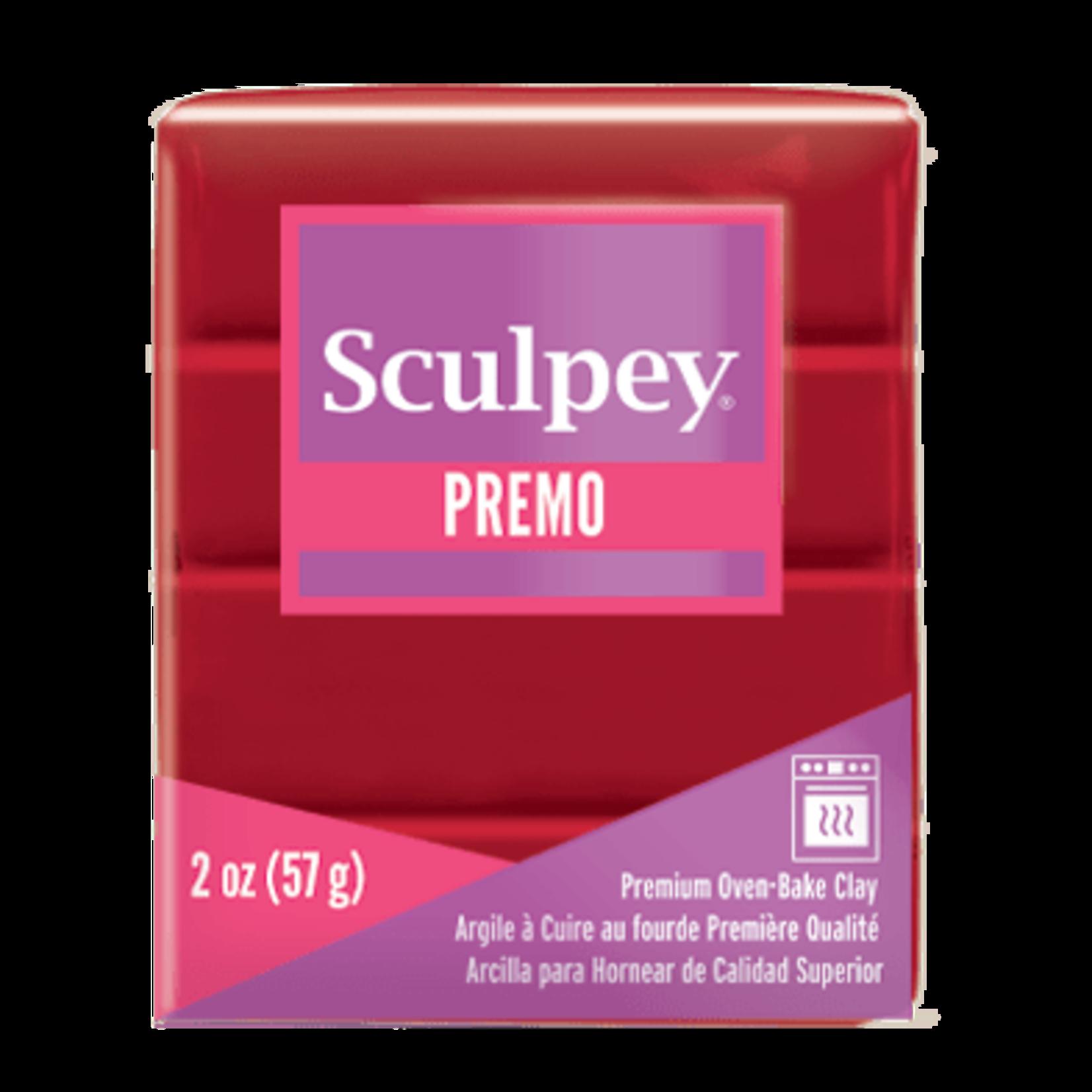 Sculpey Sculpey Premo  -- Cayenne