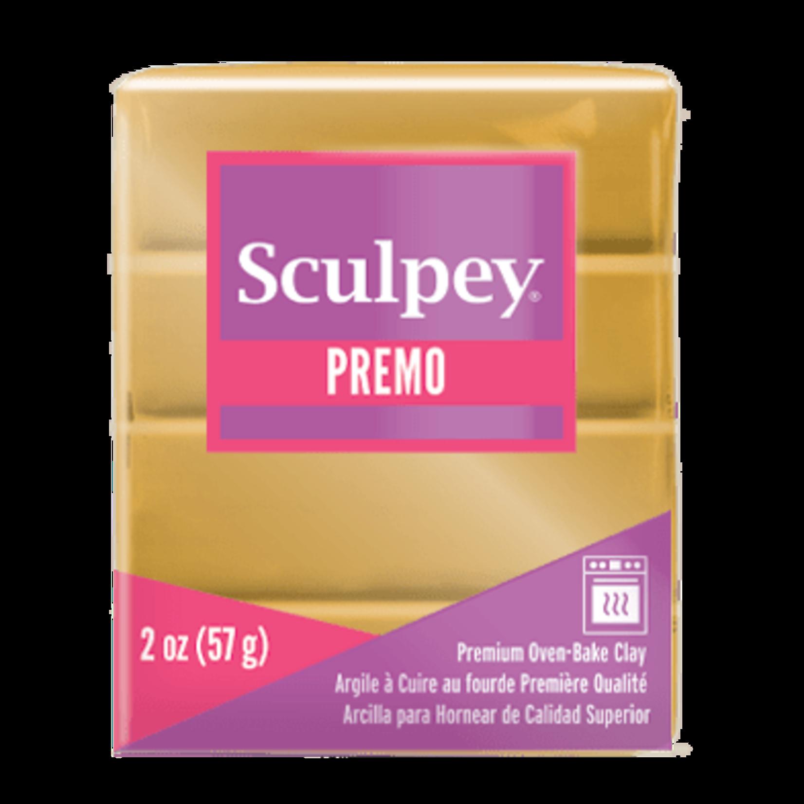 Sculpey Sculpey Premo   -- 18K Gold