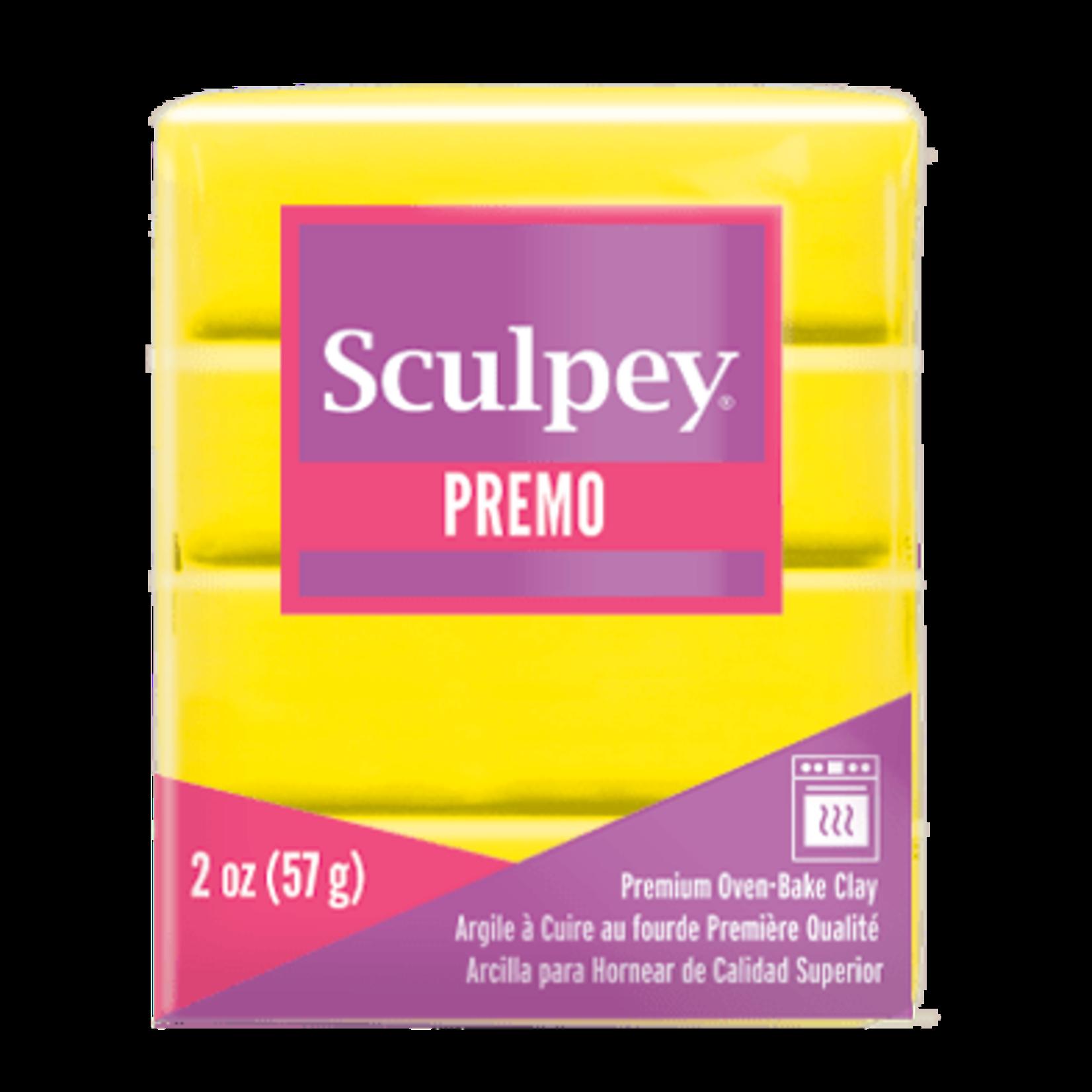 Sculpey Sculpey Premo  -- Zinc Yellow Hue