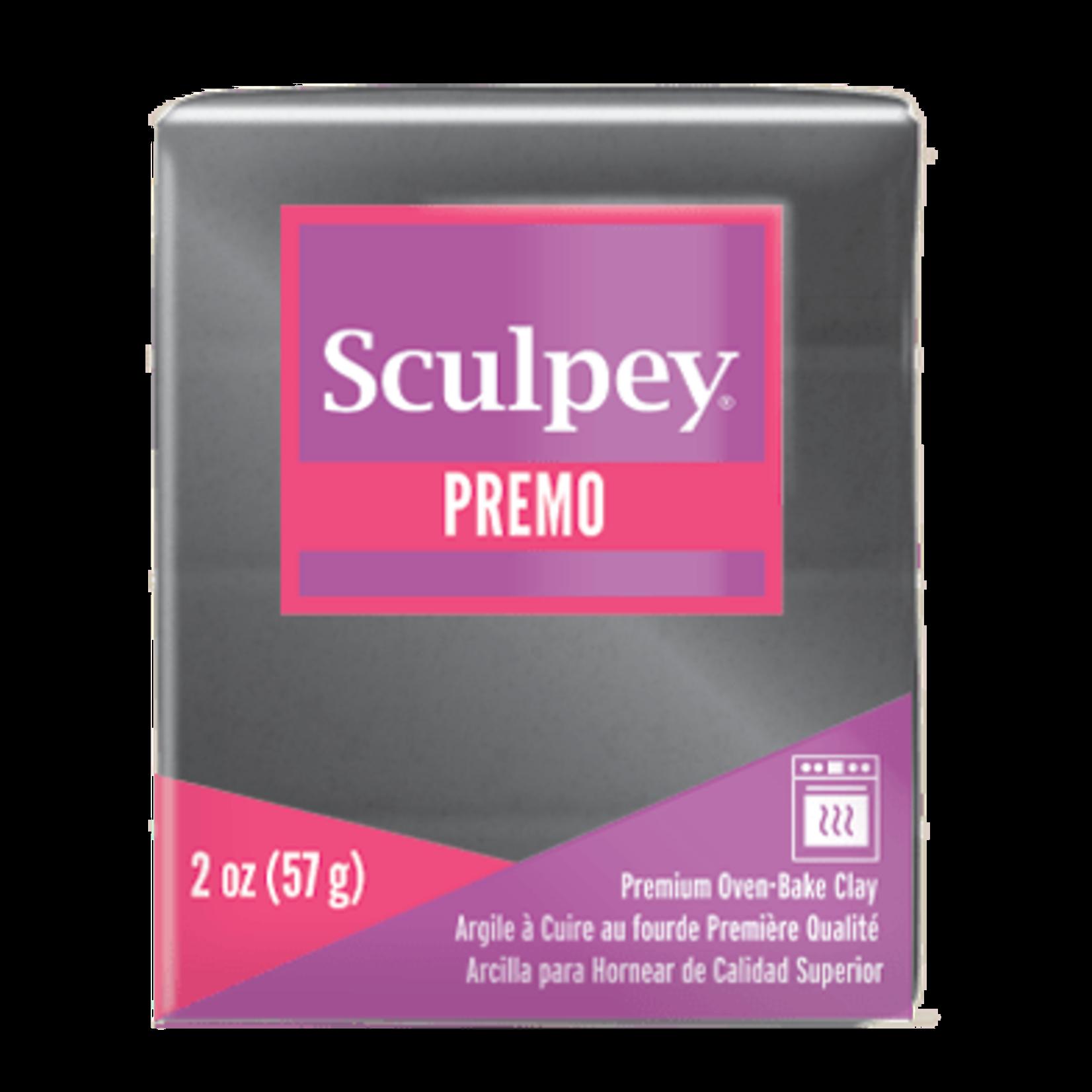 Sculpey Sculpey Premo   -- Graphite Pearl