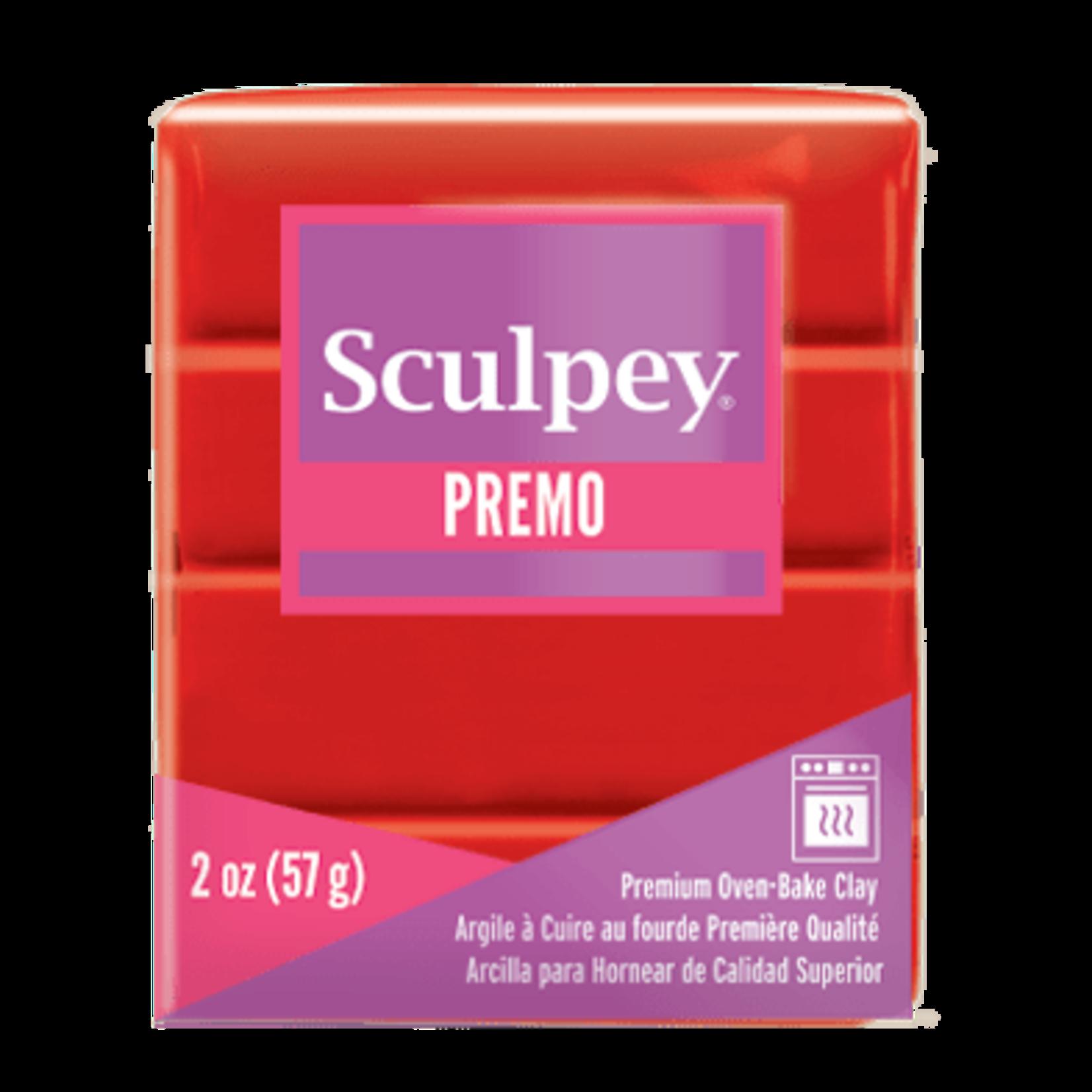 Sculpey Sculpey Premo  -- Cadmium Red Hue
