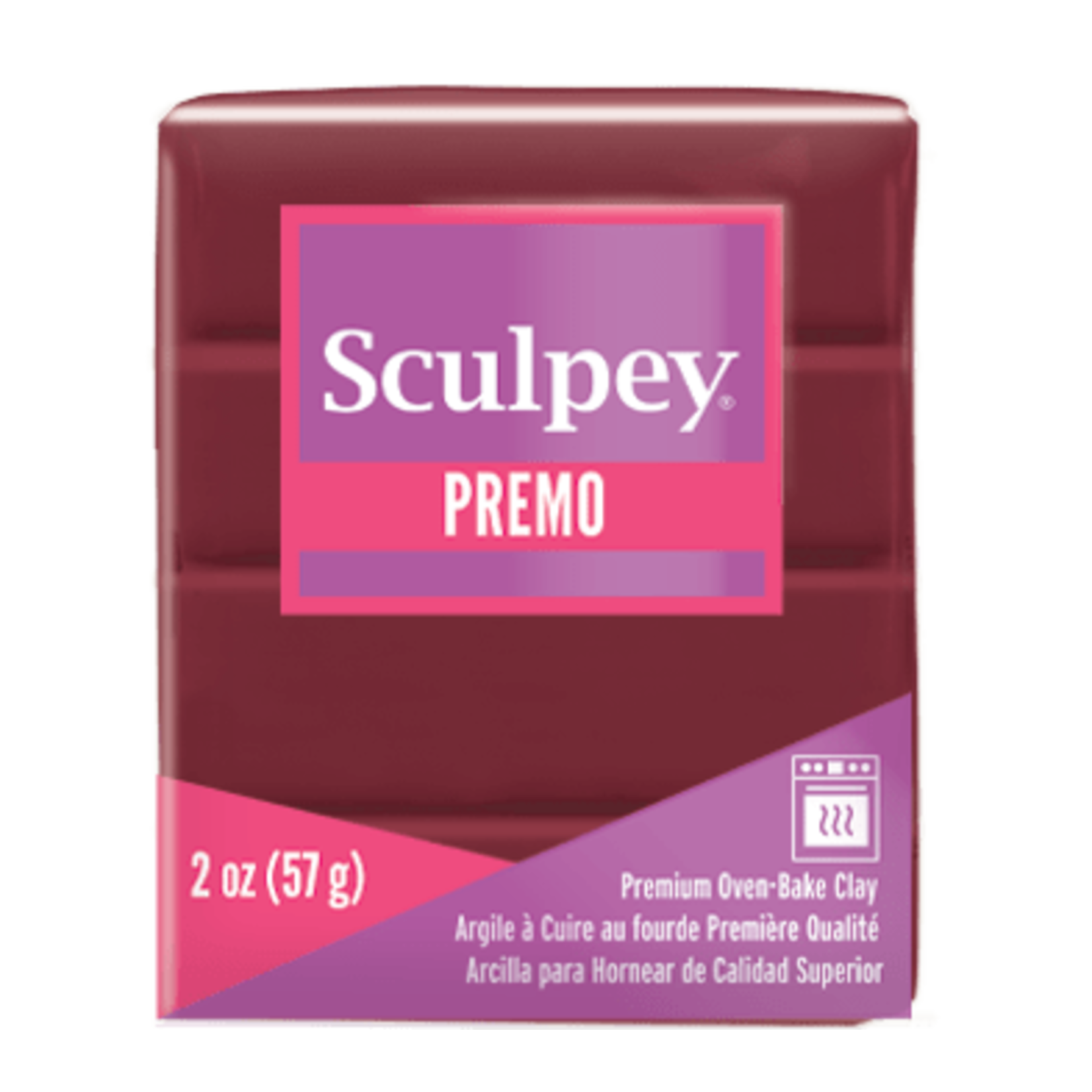 Sculpey Sculpey Premo  -- Alizarin Crimson Hue