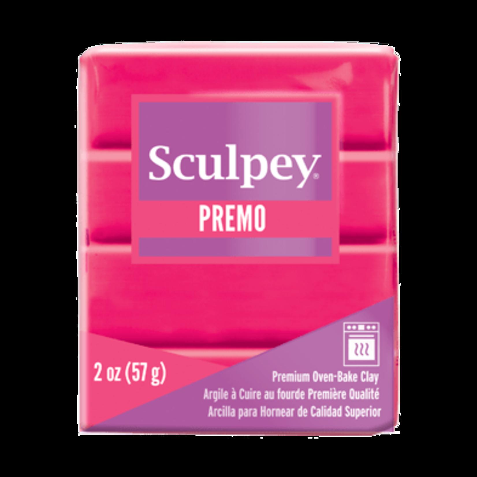 Sculpey Sculpey Premo  -- Flourescent Pink