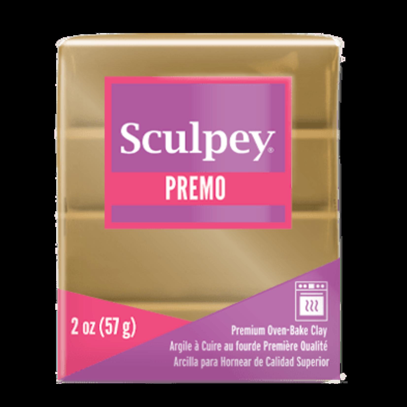 Sculpey Sculpey Premo   -- Antique Gold