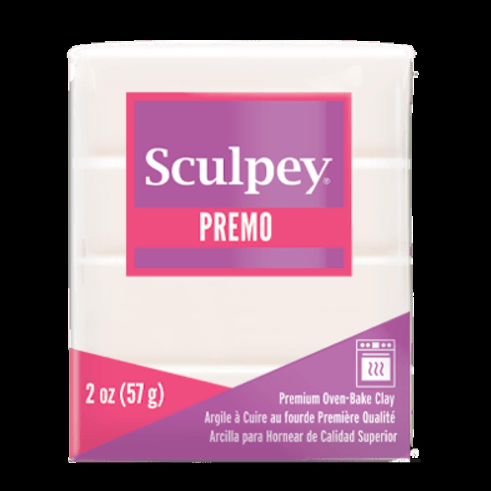 Sculpey Sculpey Premo   -- White Translucent