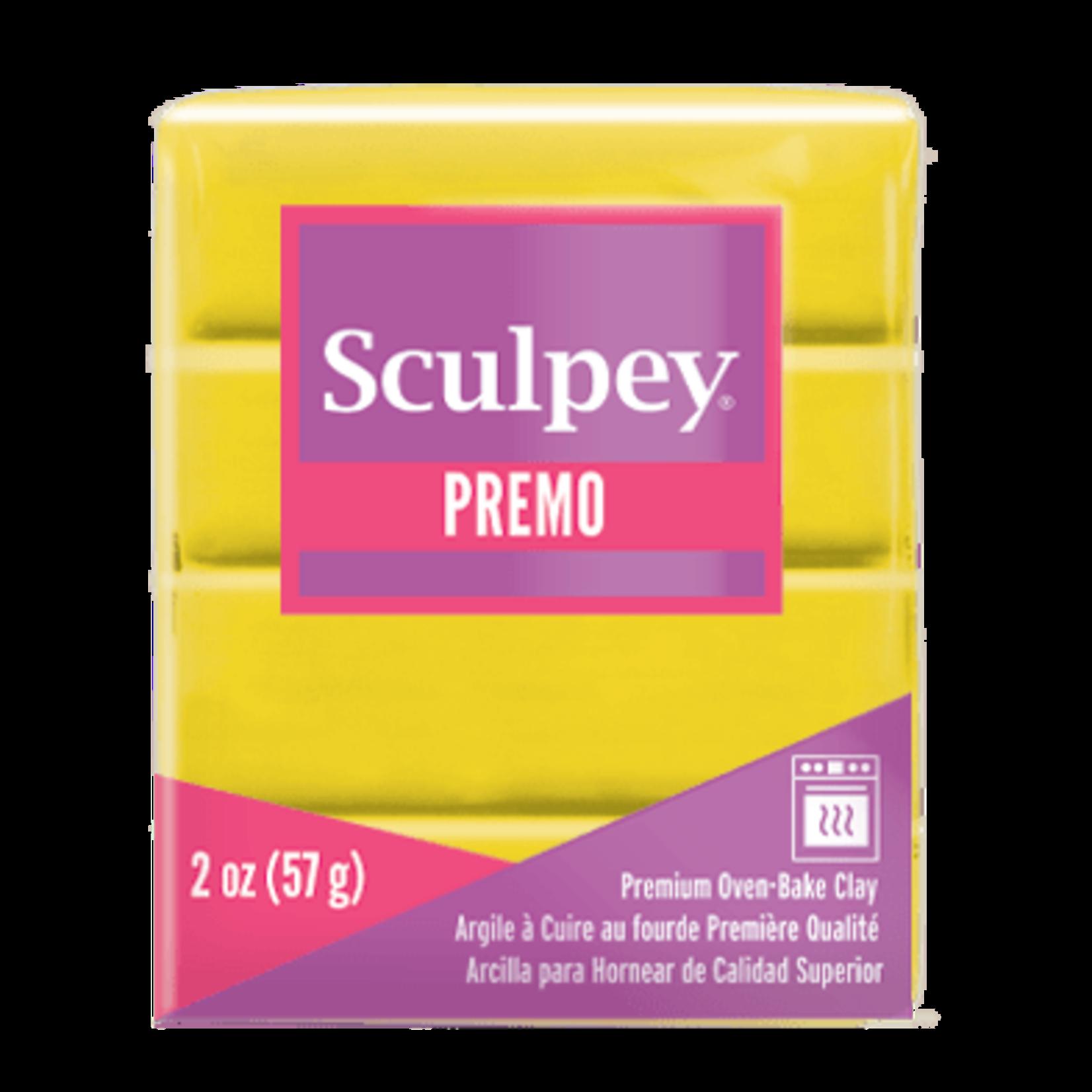 Sculpey Sculpey Premo  -- Cadmium Yellow Hue