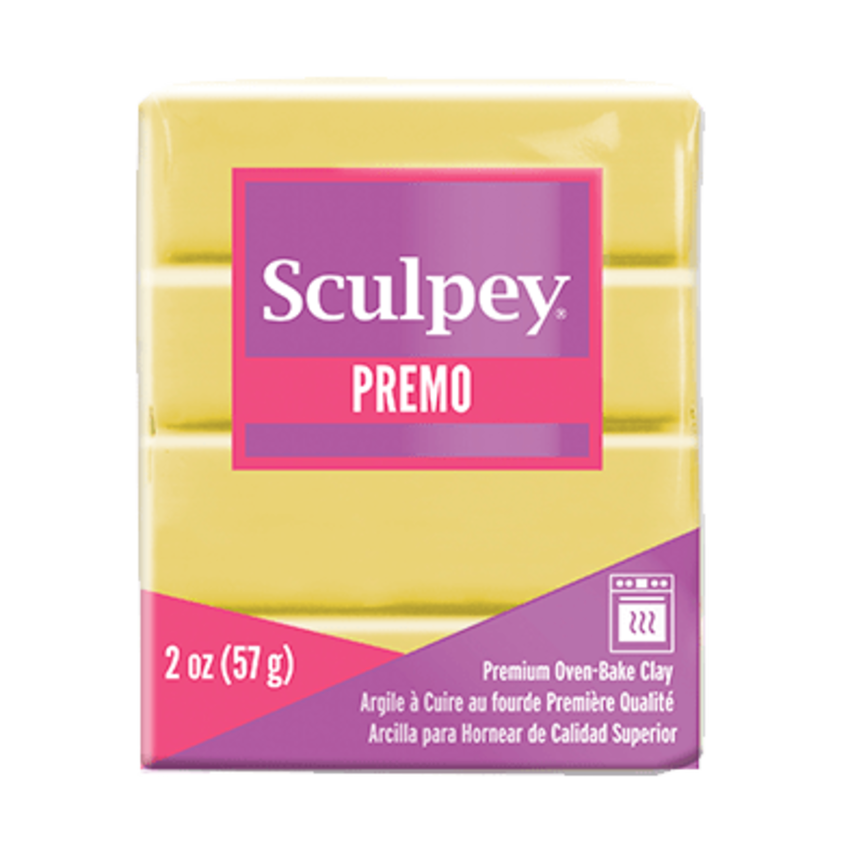 Sculpey Sculpey Premo  -- Flourescent Yellow