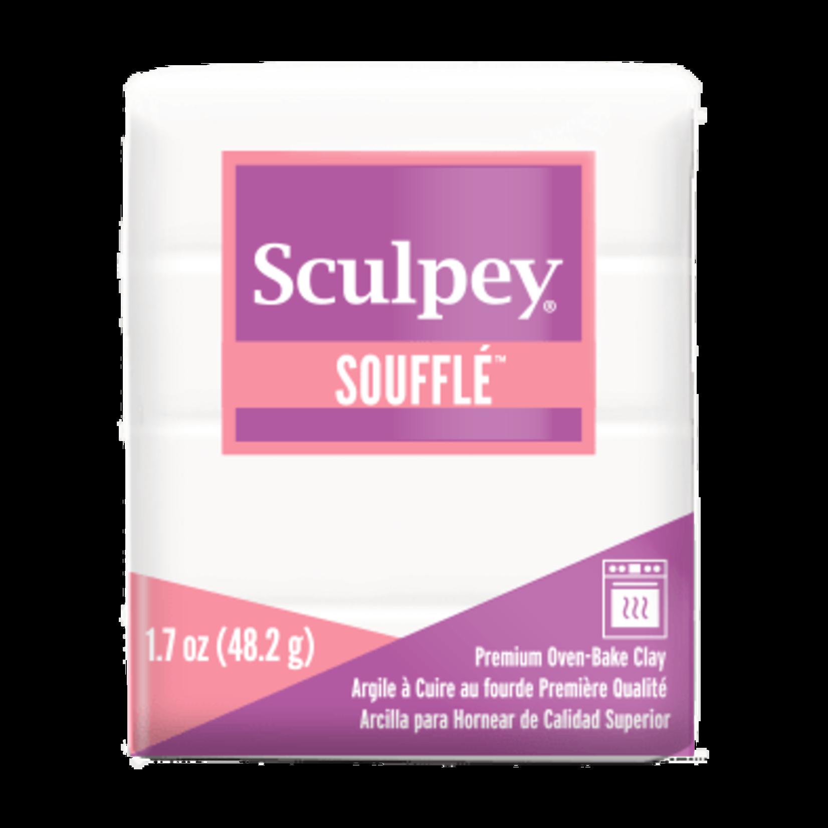 Sculpey Sculpey Souffle -- Igloo