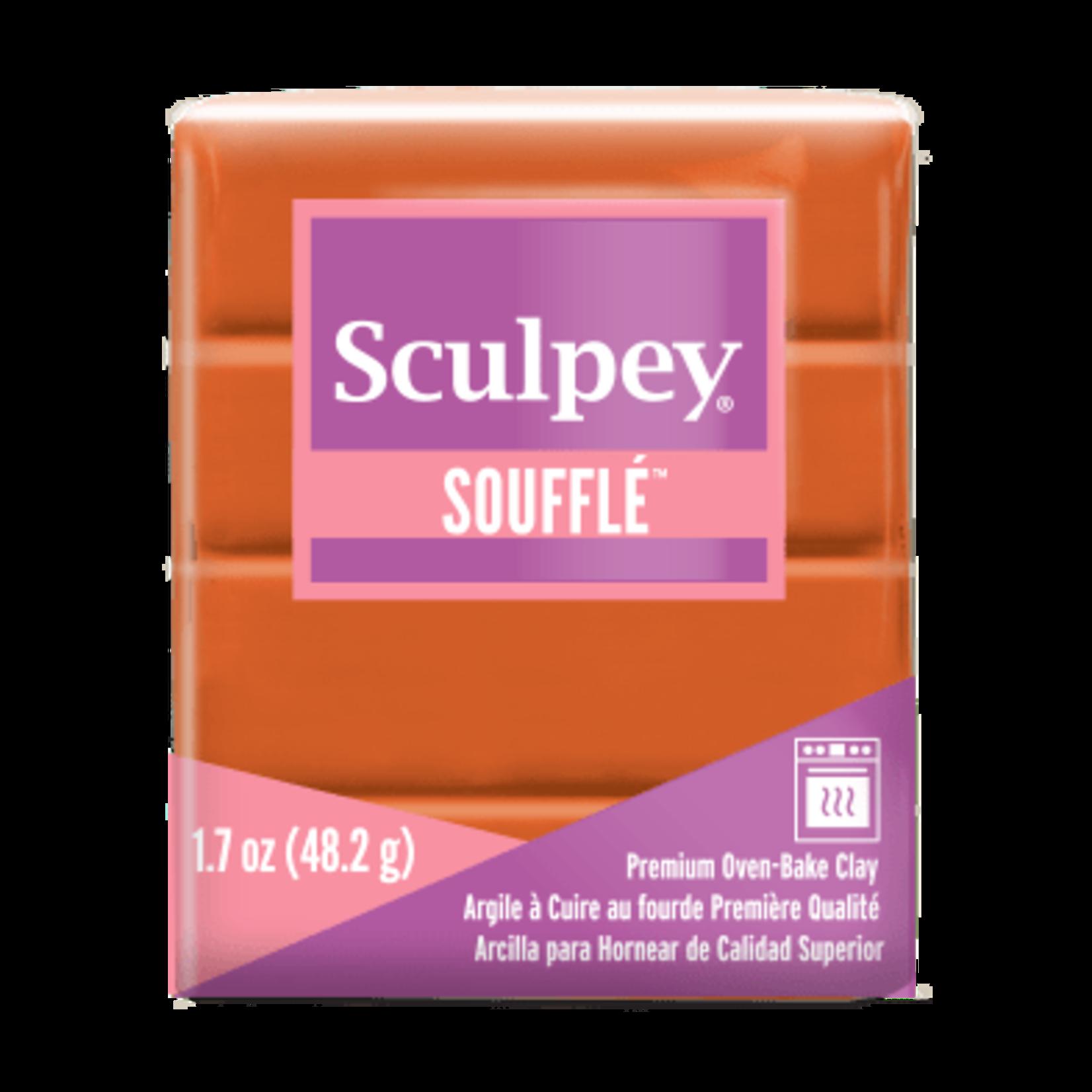 Sculpey Sculpey Souffle -- Pumpkin