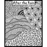 Helen Breil Texture sheet: After the Rain