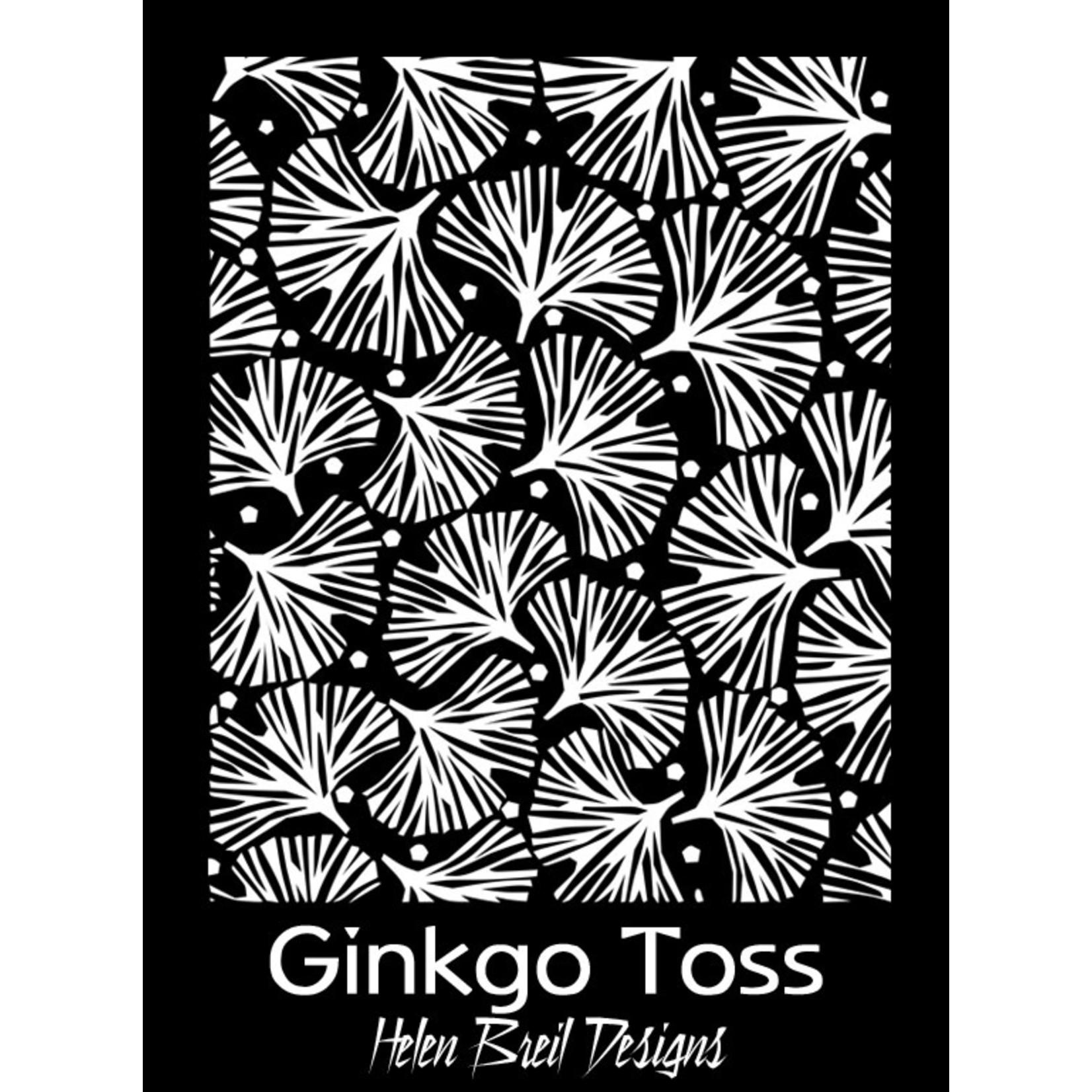 Helen Breil Texture Sheet: Ginko Toss
