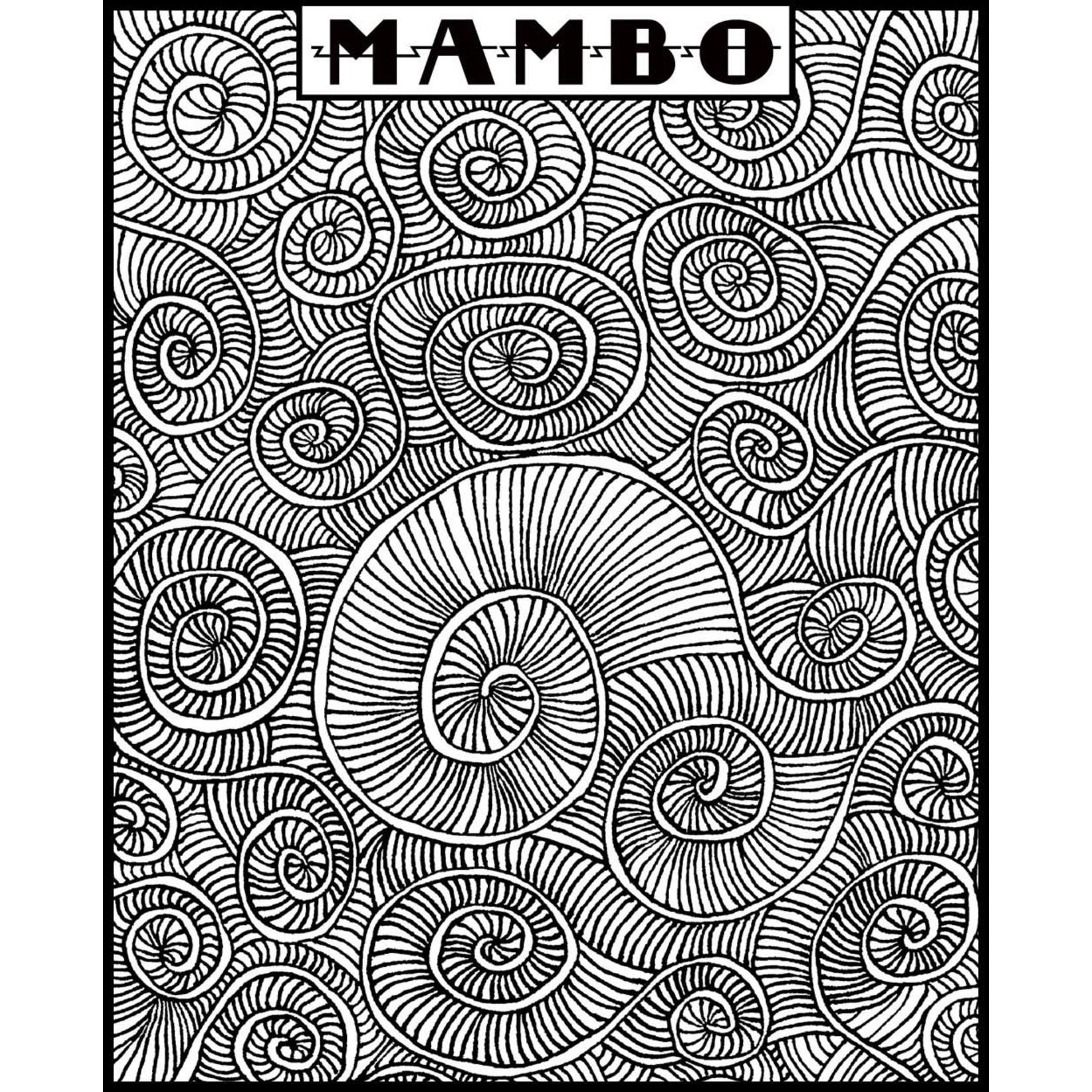 Helen Breil Texture Sheet: Mambo