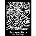 Helen Breil Texture Sheet: Radiating Rays