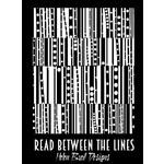 Helen Breil Texture Sheet: Read Between the Lines