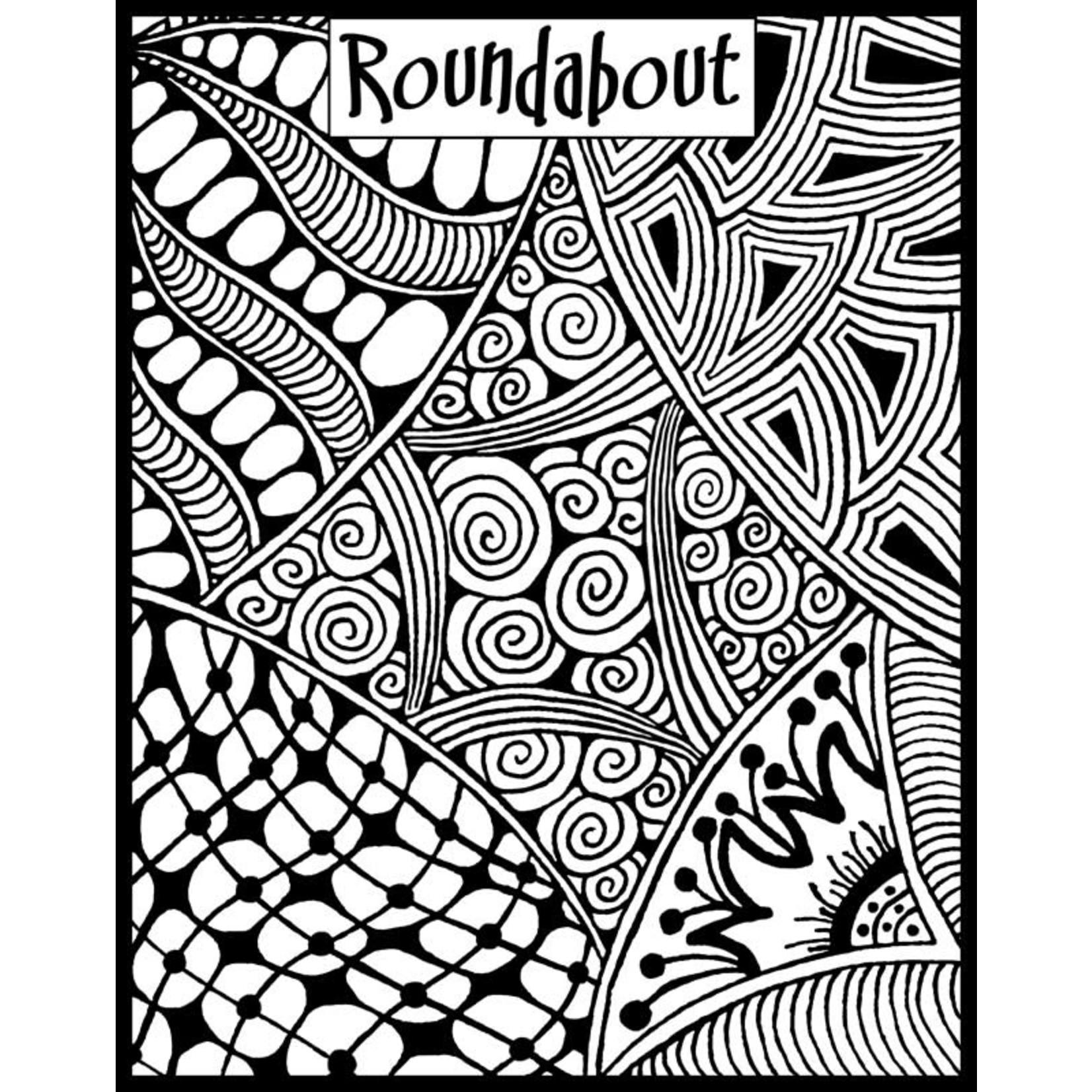 Helen Breil Texture Sheet: Roundabout