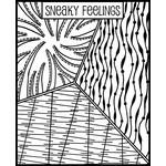Helen Breil Texture Sheet: Sneaky Feelings