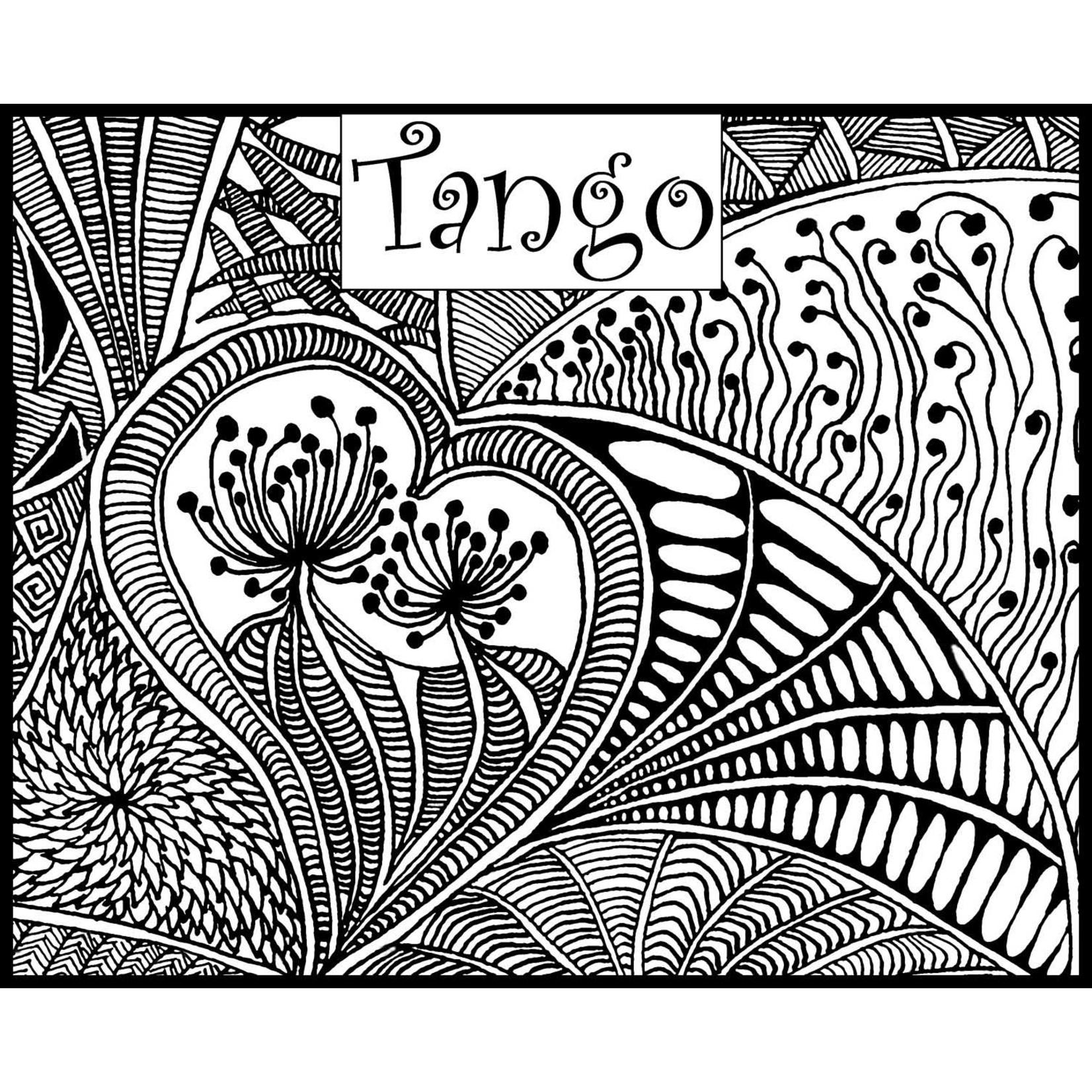 Helen Breil Texture Sheet: Tango