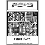 Pixie Art Texture Sheet: Four Play