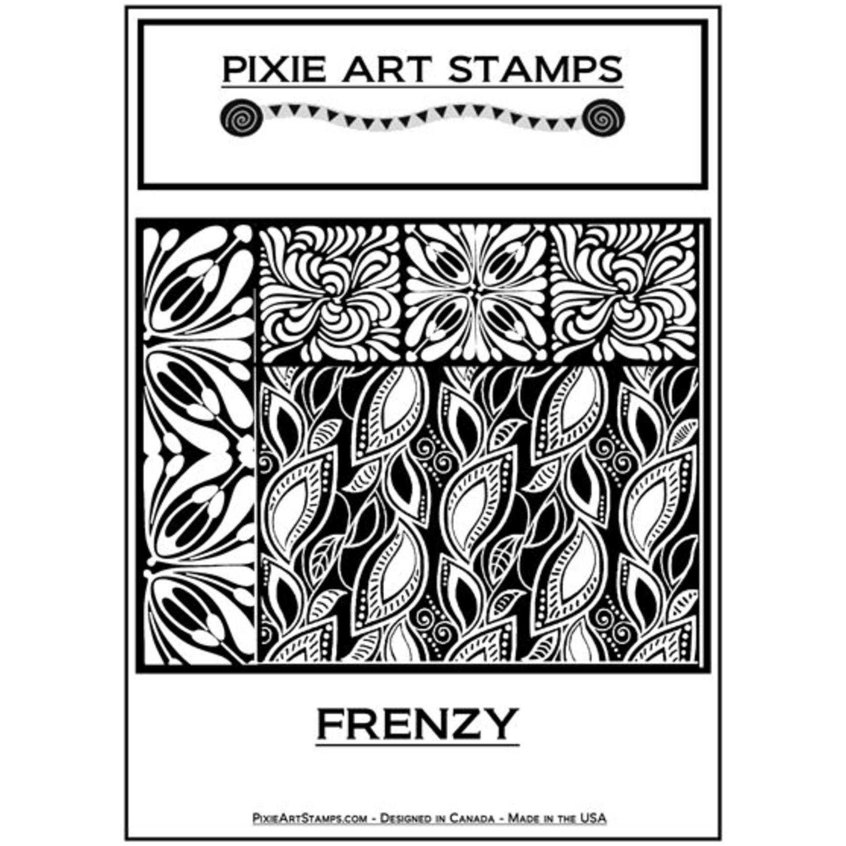 Pixie Art Pixie Art: Frenzy