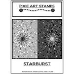Pixie Art Texture Sheet: Starburst