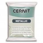 Cernit Cernit Metallic 56g Turquoise Gold