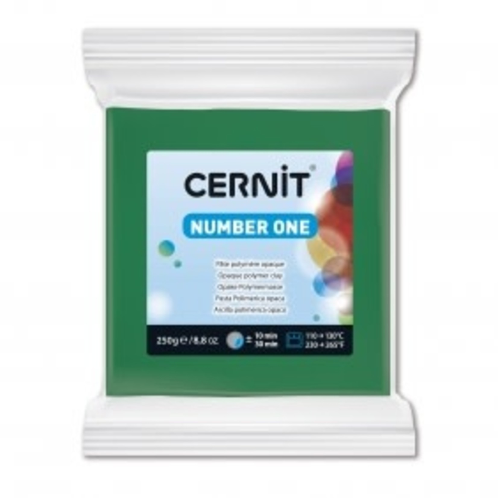 Cernit Cernit #1 250 G Green
