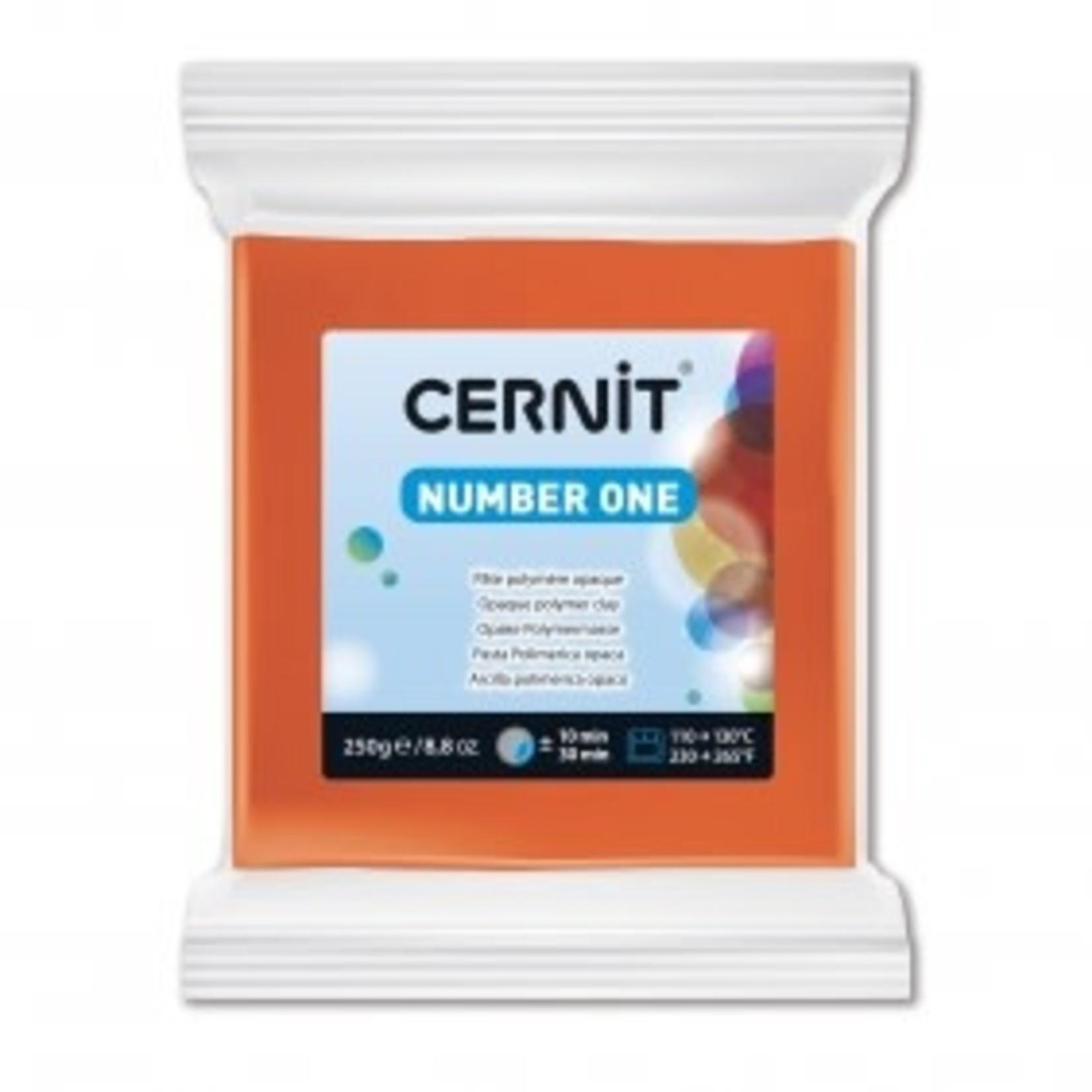 Cernit Cernit #1 250 G Orange