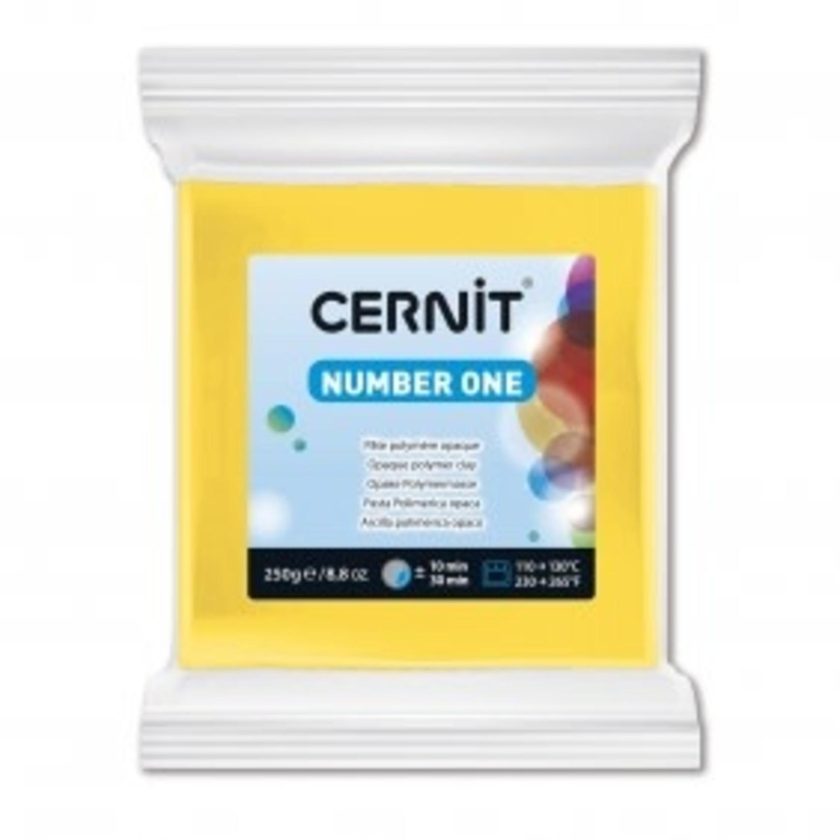Cernit Cernit #1 250 G Yellow