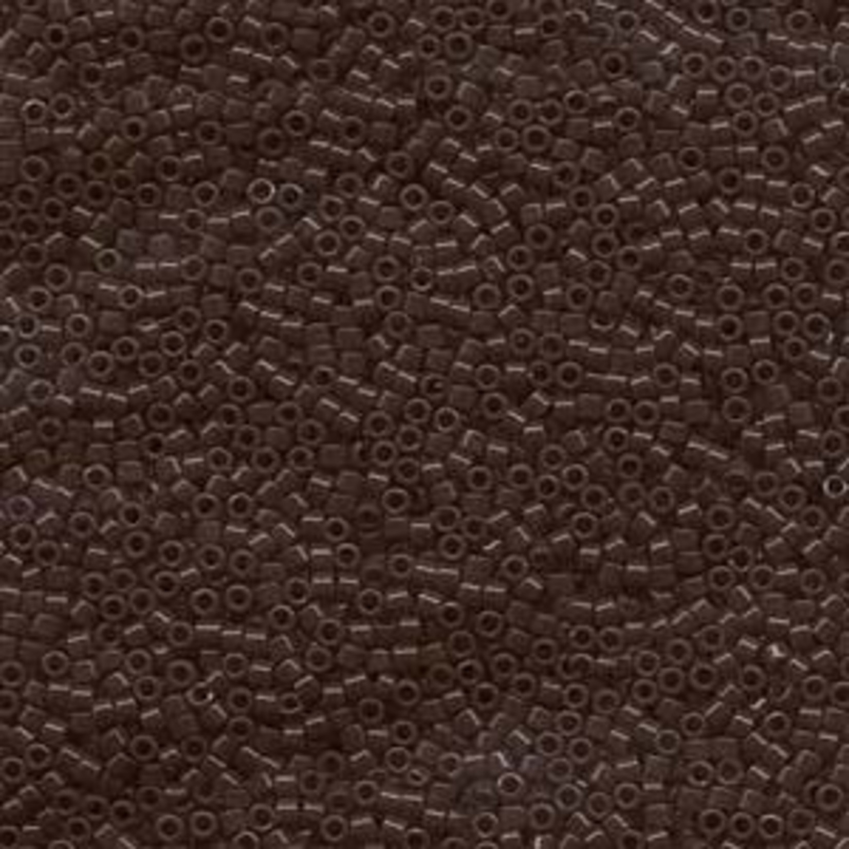 Miyuki 7.2 GM DB0734 11/0 Delica: Chocolate Brown O (APX 1400 PCS)